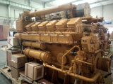 Pompa ad acqua di potenza di motore diesel 600kw Genset