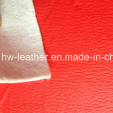 Популярная кожа PU для возлежа соф (HW-2065)