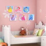 Factory Direct Wholesale Décoration à domicile Wall Art Children DIY Crystal Sticker T-105