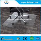 Esteira da cadeira do cloreto Polyvinyl para os tapetes com o retangular com bordo