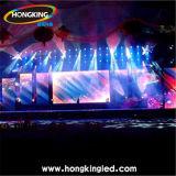 Tarjeta video al aire libre de la muestra de la visualización de LED de la pared del alquiler Mbi5124 LED