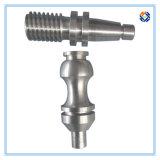 Pezzo meccanico di alluminio di lucidatura di trattamento di superficie