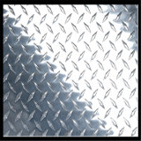 316 316ti 2b Stainless Steel Checker Plate