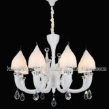 Forma Glass Decorative Sconces Wall Lamp Light em K9 Crystal