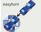سيارة موضف مصعد /Car قرص دوّار لأنّ تغيّر إتجاه