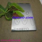 Kundenspezifischer industrieller abgeschrägter großer Silber-/Aluminiumgrößengleichspiegel