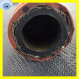 Tuyau résistant à hautes températures de fil de cuivre de tuyau de tuyau tressé de vapeur de fil