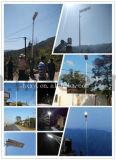 Уличный свет утверждения 12V 60W интегрированный солнечный СИД СИД RoHS Ce