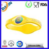 Горячий браслет Wristband силикона &Balance силы (цвет: цветасто; Размер: M)