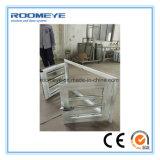 Roomeye Ws1-2 SeriealuminiumJalousie/Blendenverschluss-Fenster-Flügelfenster-Fenster