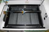 Prezzo di vetro di legno 4060 della macchina per incidere del laser del mini CO2