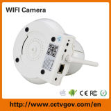 H. 264 1MP Ein Key Setting Home Security PTZ WiFi Wireless IP Camera mit TF Card