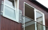 ガラスクリップまたはガラスクランプまたはFramelessのステンレス鋼のガラスホールダー(80320。 R)