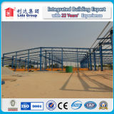 긴 경간 Prefabricated 구조 강철 창고 건물