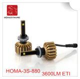 새로운 도착 H1 H3 H7 H8 H9 H11 9005 9006 H4 H13 9004 9007 880의 자동차 LED 헤드라이트 전구 기관자전차와 차 LED 헤드라이트