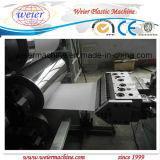 Linha de produção da borda de borda do PVC