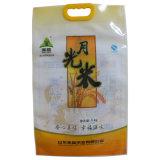 De Zak van de rijst met Plastic Handvat
