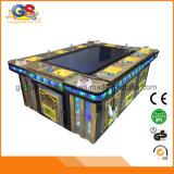 電気釣ゲームを撃つ大当たりのカジノスロット賭ける機械