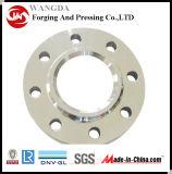 Aço inoxidável 304 do OEM do preço da manufatura flange de 316 tubulações