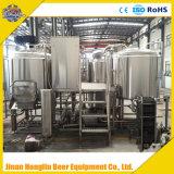 10bbl l'acciaio inossidabile 304 /316 ha utilizzato la strumentazione di preparazione della birra