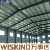 Light ecologico Gauge Prefabricated Steel Building per Warehouse