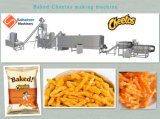 Chaîne de production automatique d'extrudeuse de Cheetos Nik Naks Kurkure faisant la machine