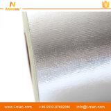 Flama - fita autoadesiva resistente ao calor retardadora da folha de alumínio