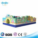 子供058のための巨大で安く膨脹可能な跳躍の城
