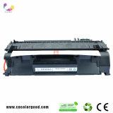 HP 고유 인쇄 기계를 위한 까만 토너 카트리지 Ce505A 80A 85A 12A
