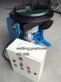 Posicionador que suelda certificado Ce HD-600 para la soldadura circular