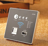 Model grávido Parede-no router de Panel WiFi Wireless com 300Mbps C.A. 110V~240V