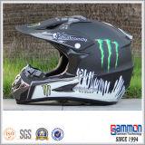 Холодный Shining голубой шлем Motorcross с МНОГОТОЧИЕМ надписи на стенах (CR402)