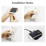20PCS/Lot Qi Samsung LG HTC Nokia 마이크로 USB iPhone 5 5c 5s Se 6 6s를 위한 무선 비용을 부과 수신기 접합기 카드 칩 충전기 플러스