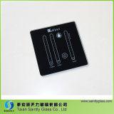 Verre trempé inférieur de fer de la qualité 3mm de constructeur de Shandong le meilleur avec le bord polonais