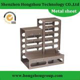 Sistema di chiusura su ordine del distributore automatico di montaggio della lamiera sottile