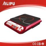 Fornello di induzione di colore rosso di modo e del nuovo modello (vendita calda)