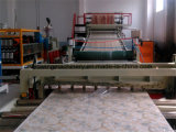 PVC Imitation Marble Board Production Line mit Plastic