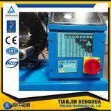 Máquina de friso da melhor mangueira hidráulica de comércio da garantia/máquina estampando da mangueira