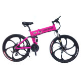 冷却しなさい26インチのアルミ合金のFoldable山の電気自転車(OKM-1303)を