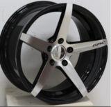 자동 차 복사 알루미늄은 Rotiform 합금 바퀴에 테를 단다