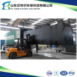 Fábrica de tratamento subterrânea do Wastewater da operação de descarga (WSZ)