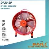 Горячий продавая вентилятор барабанчика 8 дюймов с по-разному цветом
