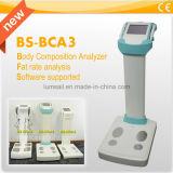 Máquina quente da análise da composição do corpo