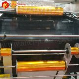 Uno del uso sobre lámina para gofrar caliente está normalmente para la materia textil