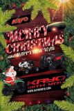 Kayo Sports ATV Quad 125cc con Semi-Automatic Gears per Teenager