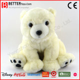 Urso polar animal do brinquedo da alta qualidade