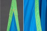 Canvas die Schommeling met het Kussen van de Inflatie beklimmen als OpenluchtApparatuur van de Speelplaats (mq-CS01)
