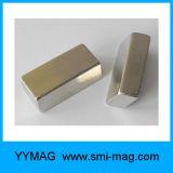 De permanente Magnetische Materiële Magneet van het Neodymium van het Blok voor de Permanente Generator van de Magneet