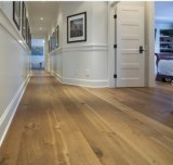 Piso de madera dura del roble/entarimado natural de /Wood del suelo del color