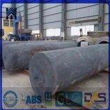 Barra rotonda d'acciaio formati caldi di pezzo fucinato di grandi, barra superiore En8 di vendite